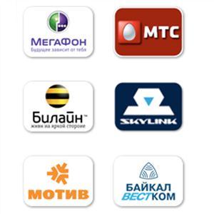 Операторы сотовой связи Алексеевской