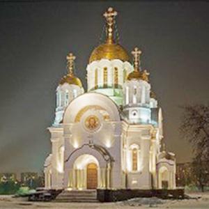 Религиозные учреждения Алексеевской