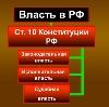 Органы власти в Алексеевской